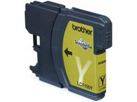 BROTHER Ink Cart/ yellow blister DCP385C DCP585C (LC-1100YBP)