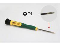 CoreParts Torx T4 ScrewDriver Blue (MSPP2414)