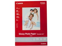 GP-501 A4 5 SH GLOSSY PHOTO PAPER A4 (5 SHEETS)