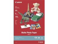 MP-101 A4 5 SH MATTE PHOTO PAPER (5 SHEETS)