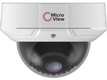 MicroView Mini IR Dome IP 3MP Outdoor