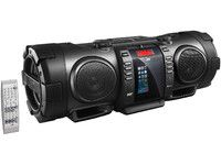 JVC Boomblaster w Bluetooth,  Black (RVNB100BE6)