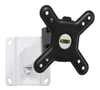 ERARD Cliff 100TW90, Wall mount for TV/Monitor, 15-23, 15kg, black/w