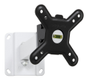 "ERARD Cliff 100TW90, Wall mount for TV/ Monitor,  15-23"",  15kg, black/w"