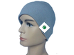 MICROMOBILE Bluetooth Music Beanie L-Blue