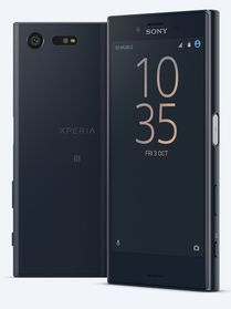 Xperia X Compact, Universe Black Android, F5321