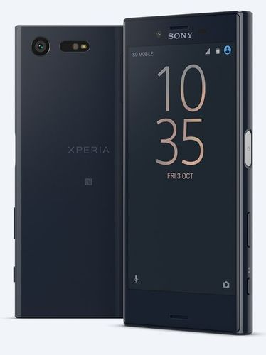 SONY Xperia X Compact, Universe Black Android, F5321 (1304-4466)