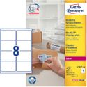 AVERY L7165-100 Shipping labels 99,1x67,7 QP+BO (800) (L7165-100)