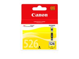 CANON CLI-526Y ink cartridge yellow standard capacity 9ml 525 pages 1-pack