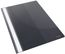 ESSELTE Flat File w/pock A4 Black Box of 25
