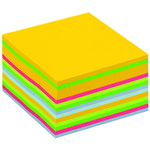 Kubus Post-it 2030-U 76x76mm Ultra Farver