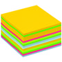 POST-IT Kubus Post-it 2030-U 76x76mm Ultra Farver