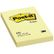 POST-IT POST-IT® notatblokk 51x76mm 656 gul
