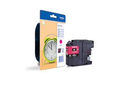 BROTHER LC127XLM magenta ink (LC125XLM)