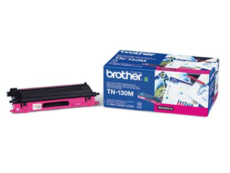 Brother TN130M Toner Standard Yield for AC Magenta