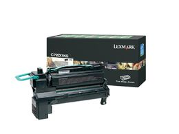 LEXMARK PB-cartridge black 20.000pages for C792de / C792de Gov HV / C792de Gov LV / C792dhe / C792dhe Gov LV / C792dte / C792e