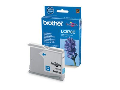 BROTHER FP Brother LC970 Cyan (LC-970C)