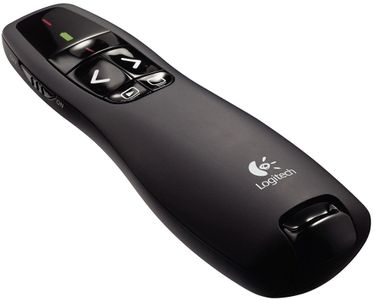 LOGITECH Wireless Presenter R400 (910-001356)