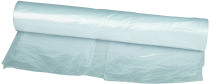 OnlineSupplies Affaldsposer HD 50x60cm Klar 30L 7my Rl/50