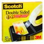 SCOTCH Tape Scotch 665 Dobb klæbende 12,7mmx33m