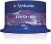 VERBATIM 16x DVD+R 4,7GB 50-pack (Advanced AZO) Cake Box