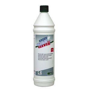 . Opvask-/ universalmiddel 1L G211 Clean and Clever (76409)