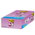 POST-IT Notes Post-it Super Sticky Gul 47,6 x 47,6mm økonomipakke Pk/24