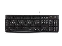 LOGITECH K120 keyboard corded (PAN)