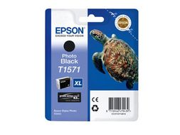 EPSON T157 Photo Black  Cartridge - Retail Pack Stylus Photo R3000 (C13T15714010)