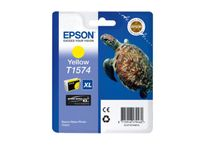 EPSON T157 Yellow Cartridge - Retail Pack Stylus Photo R3000 (C13T15744010)