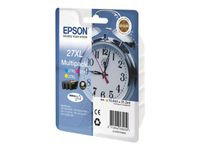 EPSON Ink/27XL Alarm Clock 10.4ml CMY (C13T27154012)