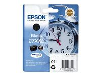 EPSON Ink/27XXL Alarm Clock 34.1ml BK (C13T27914012)