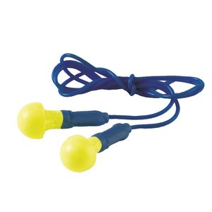 3M Ørepropper EAR Push-Ins m. snor pk. 100x1 stk (3874563)