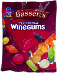 Bassett´s Traditional Winegum 190 gr pose