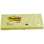 POST-IT Notes 653 Gul 38x51mm