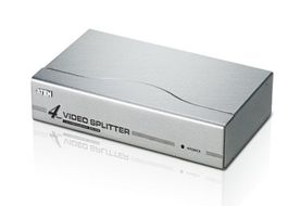 ATEN 4 Port Video Splitter, 250 MHz (VS94A-AT-G)