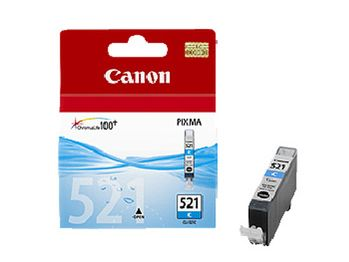 CANON CLI-521C cyan ink cartridge (2934B001)