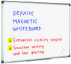 QConnect Whiteboard tavle Q-Connect 60x90cm lakeret m/aluramme