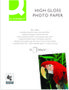 QConnect Fotopapir Q-Connect Inkjet High Gloss 10x15cm 260g pk/25