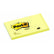 POST-IT POST-IT notatblokk 76x127mm 655 gul