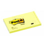 POST-IT Notes 655 Gul 76x127mm