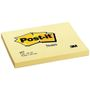 POST-IT Notes Post-it 657 Gul 76x102mm