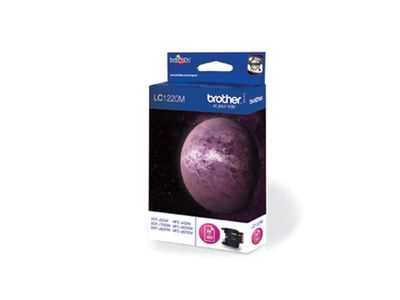 BROTHER LC1220M Magenta Ink (LC1220M)