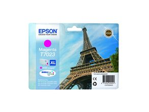 EPSON cartridge XL magenta for WP 4000/4500 2000 pages WP-4015DN WP-4025DW WP-4515DN WP-4525DNF WP-4535DWF WP-4545DTWF (C13T70234010)