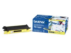 Brother TN130Y Toner Standard Yield for AC Yellow