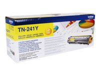 BROTHER HL3140CW/ 3170 Yellow toner (TN241Y)