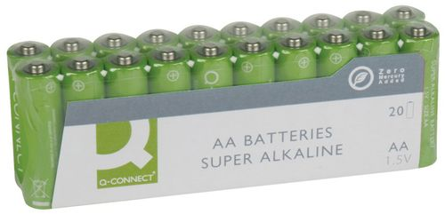 QConnect Batteri Q-Connect MN1500 1,5V LR6/AA pk/20 (KF10848)