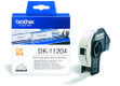 BROTHER Dual label 400pc/ roll 17x54 f QL-series