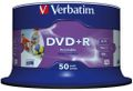 VERBATIM DVD+R 4,7GB 50 PACK