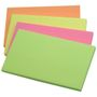 QConnect Notes Q-Connect Rainbow Neon 76x127mm Pk/12